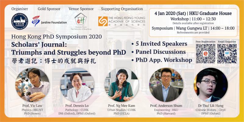 Hong Kong PhD Symposium 2020